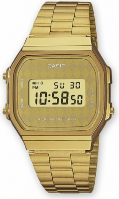 Casio Collection A168WG-9BW