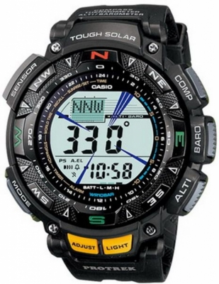Casio Pro Trek Tough Solar PRG-240-1ER