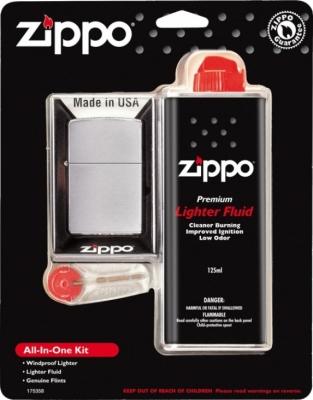 Zippo Dárková sada Zippo All in One Kit 30035